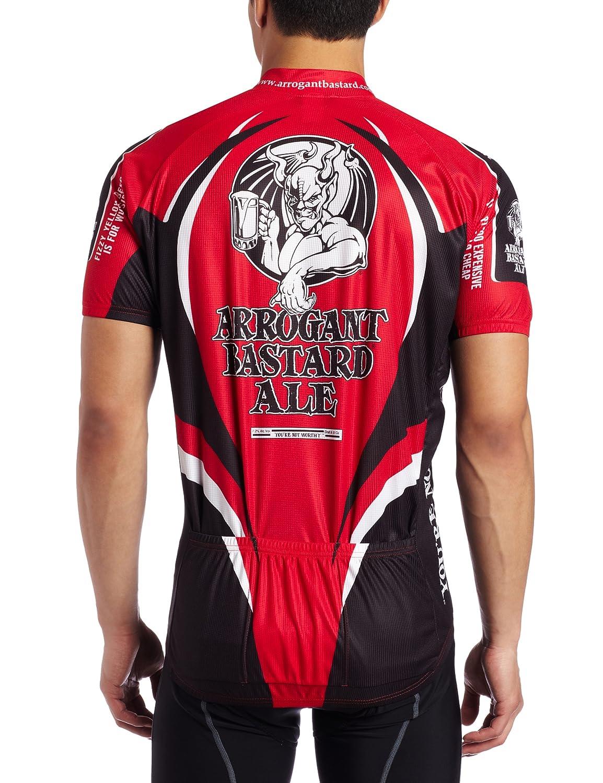Canari Cyclewear Men S Arrogant Bastard Jersey