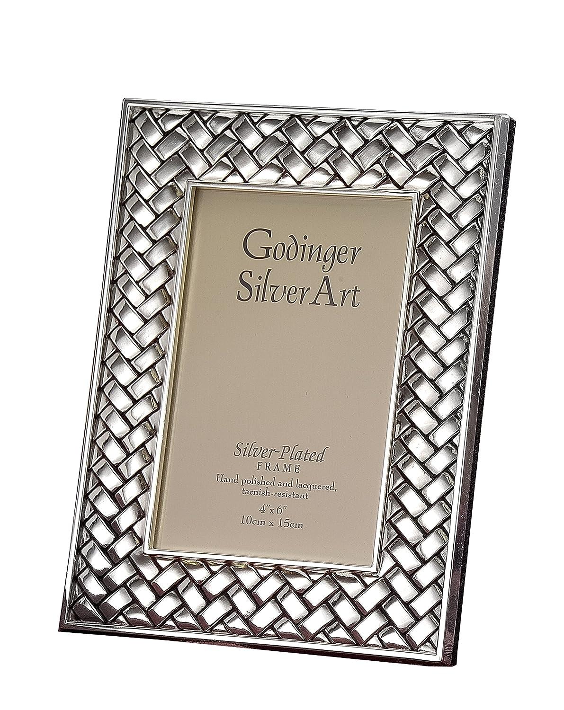 Amazon.de: Godinger WEAVE Bilderrahmen, 8 x 10