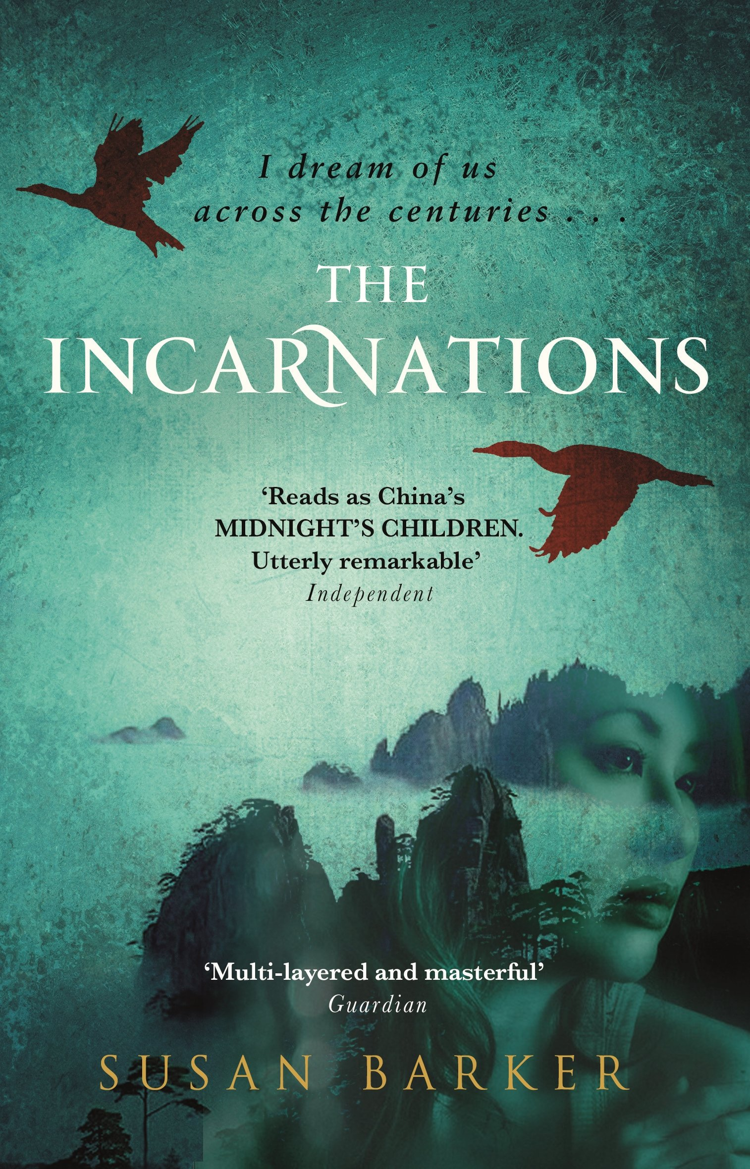 The Incarnations: Amazon.co.uk: Susan Barker: 9781784160005: Books