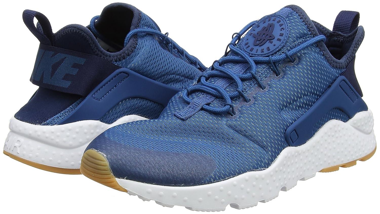 Wmns Air Huarache Run Ultra, Entrenadores para Mujer, Azul (Industrial Blue/Midnight Navy/White), 38.5 EU Nike