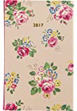 Cath Kidston: The 2017 Slimline Diary Briar Rose (Diaries 2017)