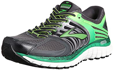 e0b0b7cfcea Brooks Men s 1101431D723 Running Shoes Black Size  11.5  Amazon.co ...