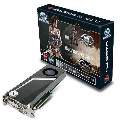 Sapphire HD6970 - Tarjeta gráfica (PCI-e, Memoria de 2 GB GDDR5, HDMI, 1 GPU)