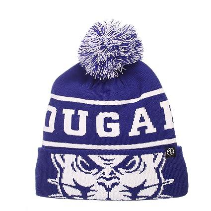568f9691142 Amazon.com   ZHATS NCAA BYU Cougars Men s Bandit Knit Beanie