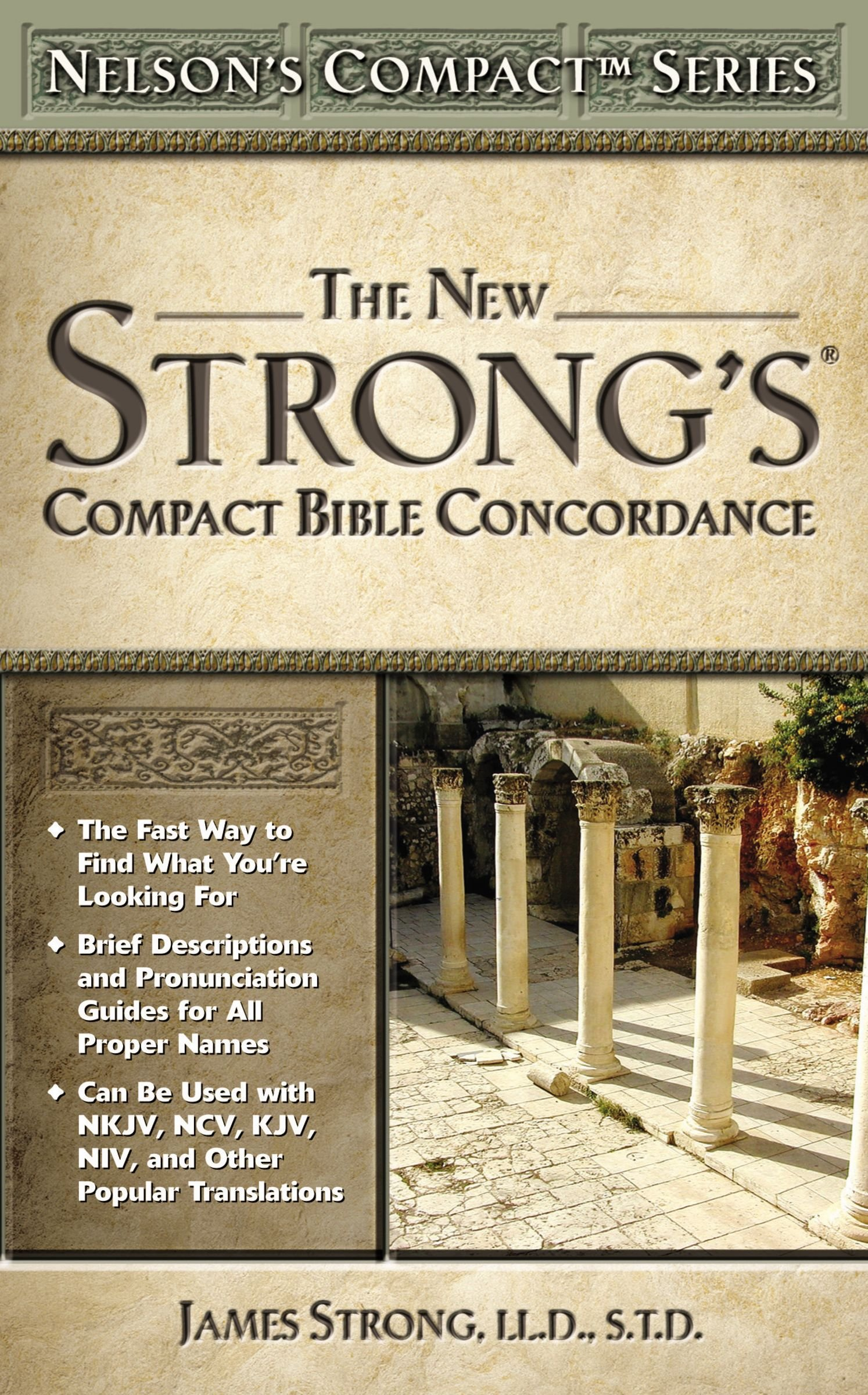 Dictionaries & Thesauruses Books New Strongs Exhautive Concordance