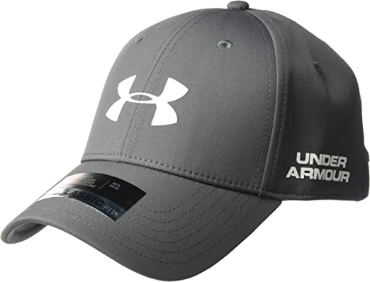 Under Armour Mens Golf Headline 2.0 Cap, Gorra para Hombre ...