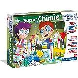 Clementoni - 52263-Super Chimie -Jeu scientifique