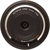 Olympus 15mm f8.0 Body Cap Lens (Black)