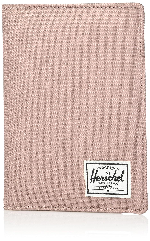 Herschel Supply Co. Women's Raynor Passport Holder RFID Wallet ash Rose One Size 10373-02077-OS