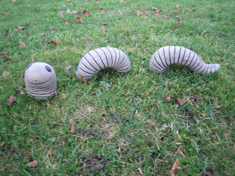 Worm pietra ornamentale da giardino