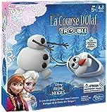 Hasbro - B16461010 - Jeu De Société - La Course D'olaf
