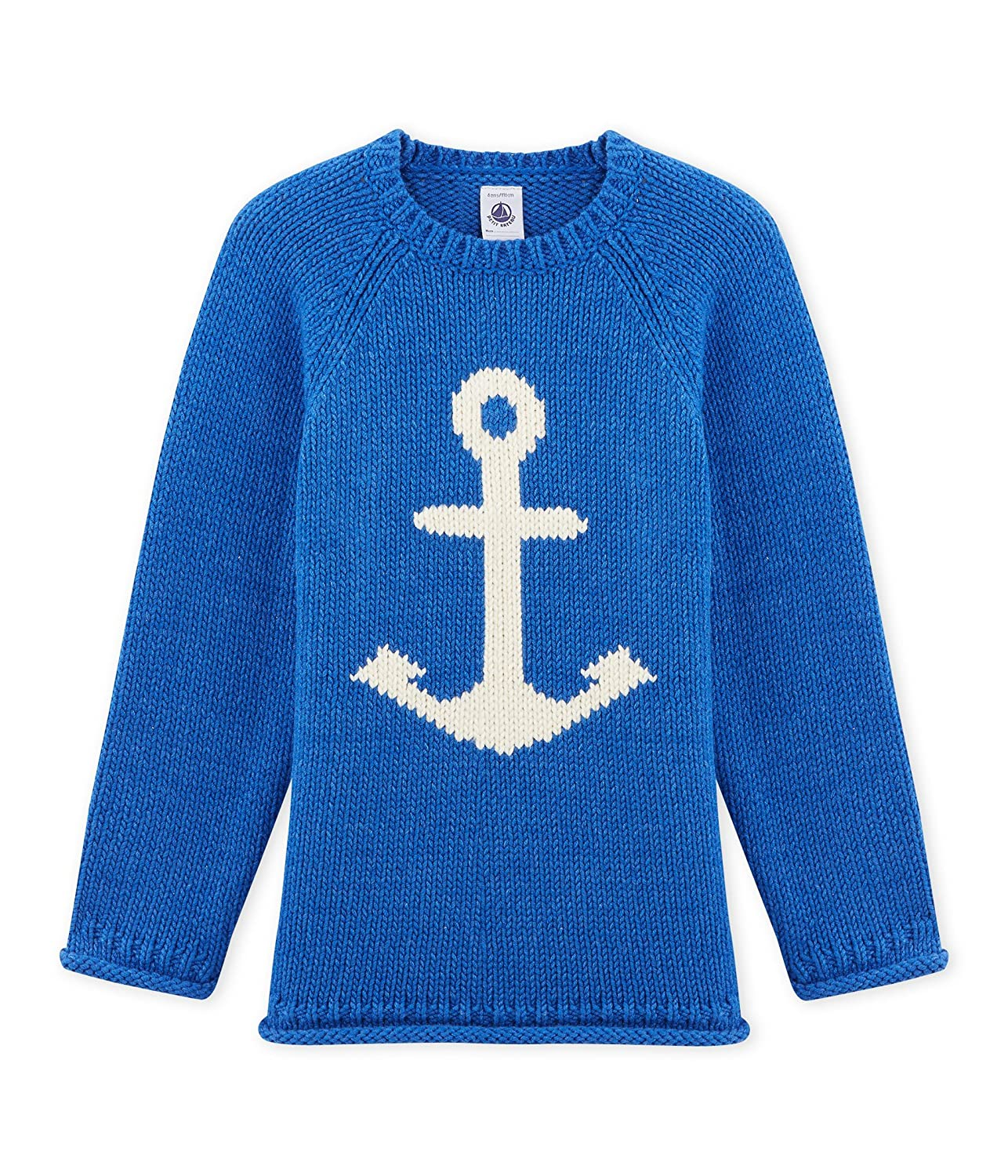 Petit Bateau Baby-Jungen Pullover Pull 25530