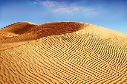 Great Art Desert Sand Dunes Photo Wallpaper