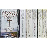 Winston Graham Poldark Series 6 Books Collection Set (Poldark books 7-12) (The Angry Tide, The Stranger From The Sea…