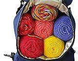 Knitting Bag - Yarn Tote - Crochet Storage