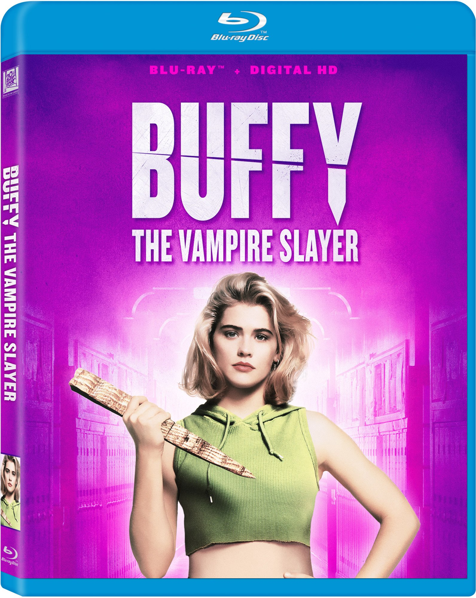 Blu-ray : Buffy the Vampire Slayer (25th Anniversary) (Anniversary Edition, Widescreen, Dubbed, , Dolby)