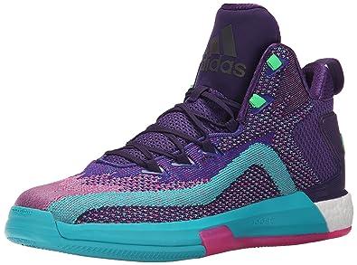 aab02adcd5d8 adidas Performance Men s J Wall Primeknit Boost 2.0 Basketball Shoes