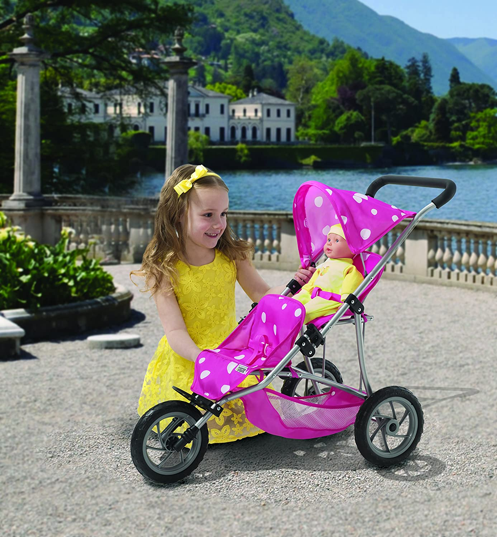 Mamas & Papas Double Decker Strawberry Snow Stroller Amazon Toys & Games