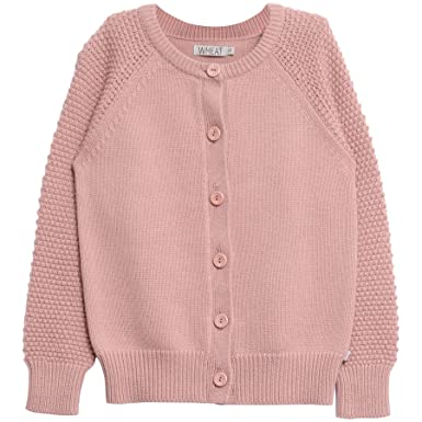 20f616581 Wheat Girl s Knit Cardigan Sophie