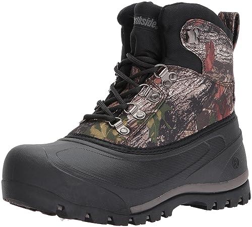 9756cb5c2e9 Northside - Botas de Nieve para Hombre  Amazon.com.mx  Ropa