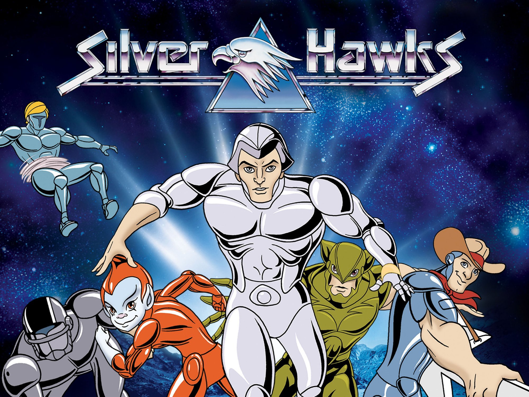Amazon.com: Watch Silverhawks Season 1 Volume 1 | Prime Video