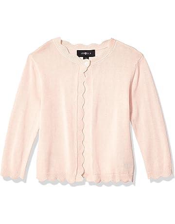 9b3cebb585a8 Amy Byer Girls' Big Scalloped Cardigan Sweater