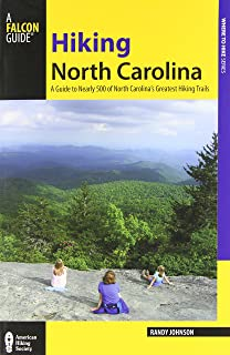 North carolina hiking trails 4th amc hiking guide series allen hiking north carolina 2nd a guide to nearly 500 of north carolinas greatest hiking fandeluxe Choice Image