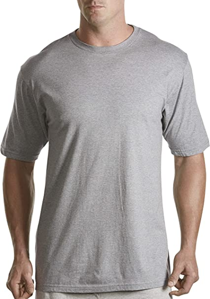 Coolred-Men Solid Colored Lounge Business Oversize Tshirt Shirt