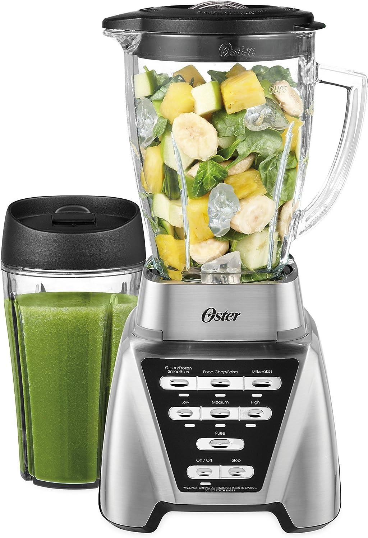 Oster Pro 1200 Licuadora Plus procesador de alimentos y taza de ...