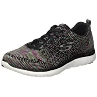 Skechers Flex Appeal 2.0-High Energy, Zapatillas para Mujer