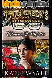 Elenore The Writer (Twin Creek's Rain Ranch Romance Series Book 8)