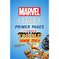 Marvel Two-In-One - Marvel Legacy Primer Pages (Marvel Two-In-One (2017-2018)) (English Edition)