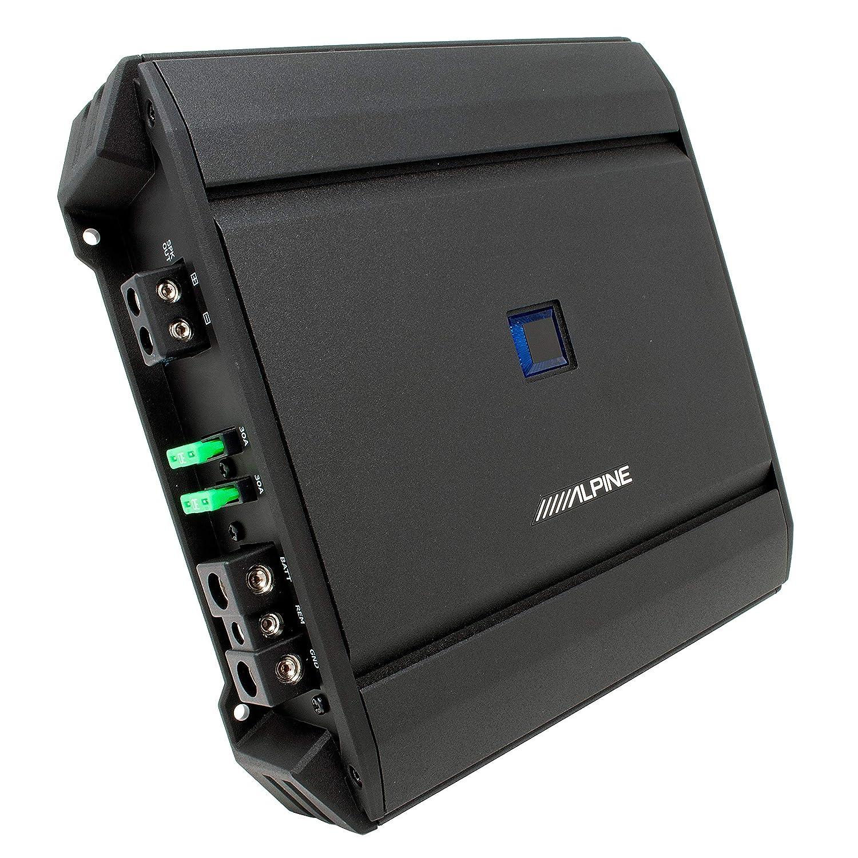 Alpine S-A60M S-Series Class D Mono Amplifier