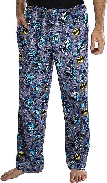 DC Comics Batman The Dark Knight Print Mens Lounge Pants