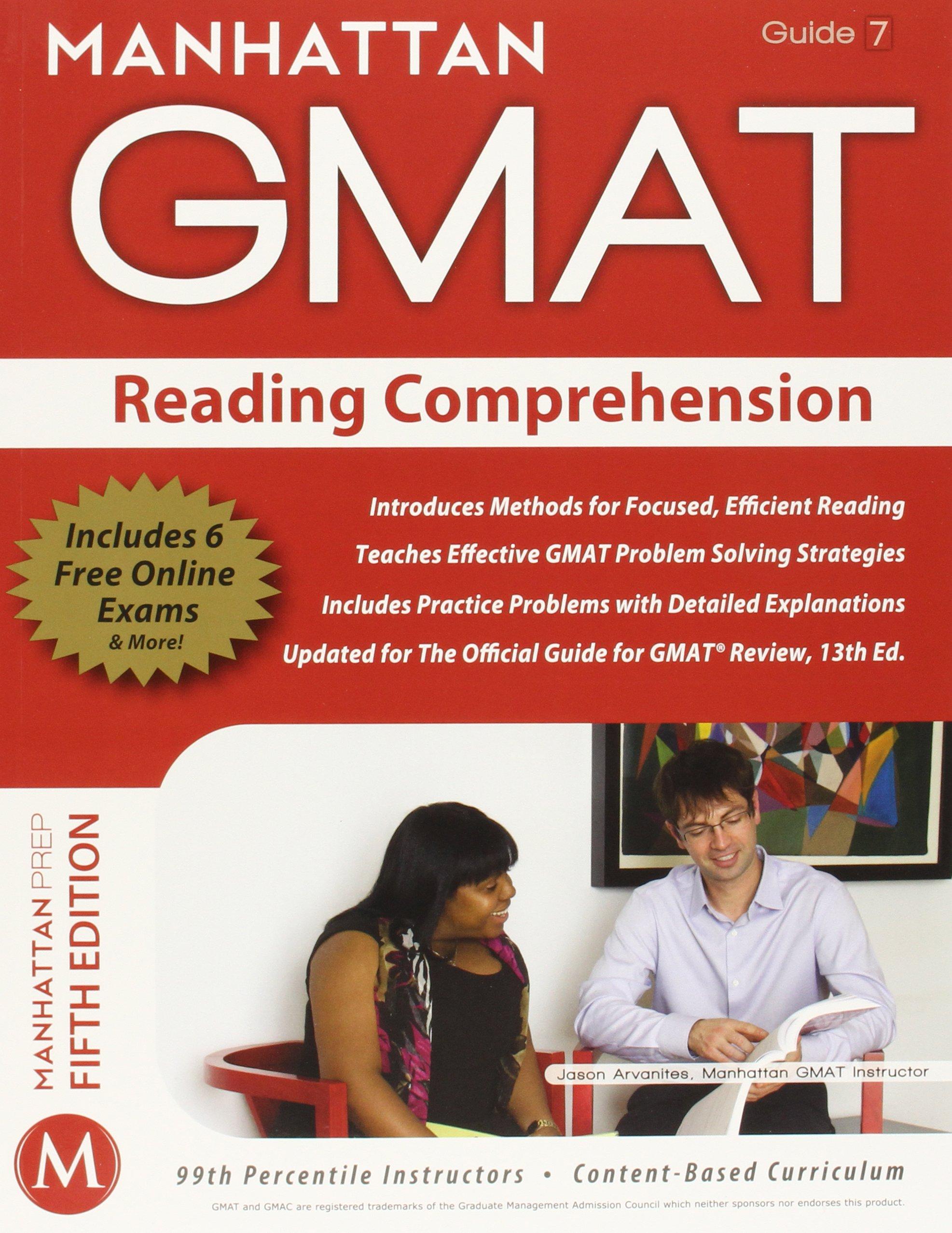 Manhattan GMAT Verbal Strategy Guide Set, 5th Edition: Manhattan GMAT:  9781935707776: Books - Amazon.ca