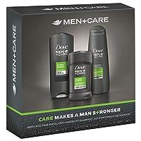 Deals on Dove Men+Care Hygiene Kit Extra Fresh 3 ct