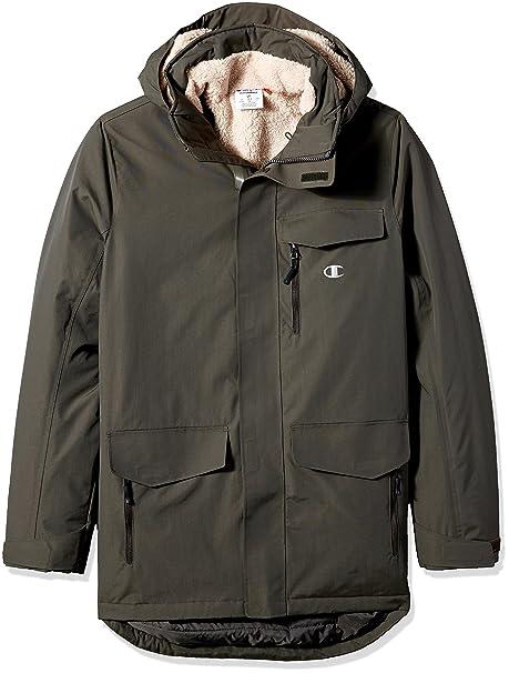 Champion -chaqueta de chándal Hombre: Amazon.es: Ropa y ...