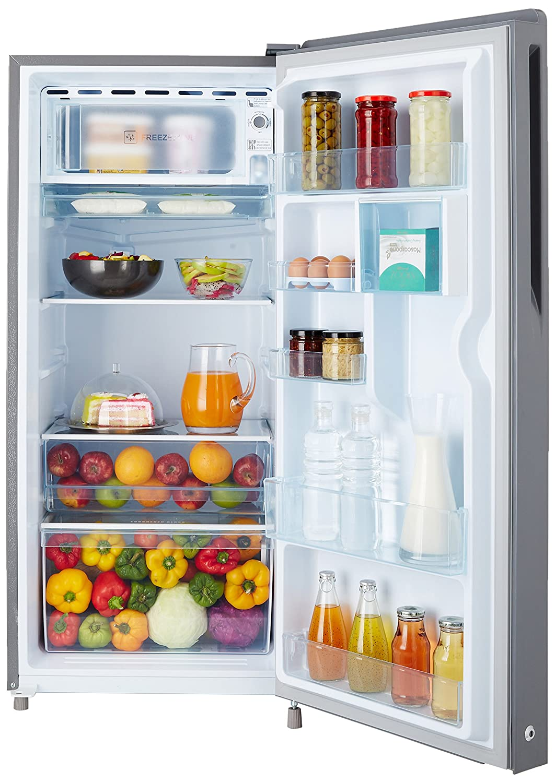 Haier 195 L 4 Star Direct-Cool Single-Door Refrigerator (HRD ...