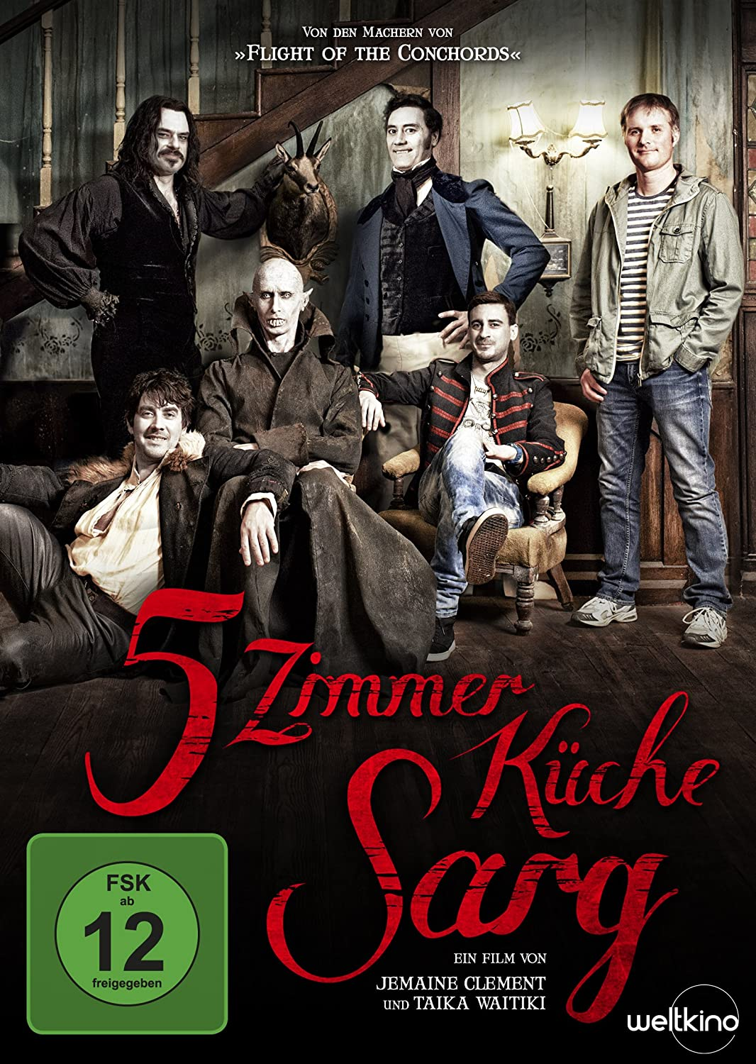 18 Zimmer, Küche, Sarg: Amazon.de: Taika Waititi, Jemaine Clement