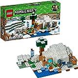 Lego Minecraft The Polar Igloo 21142 Playset Toy