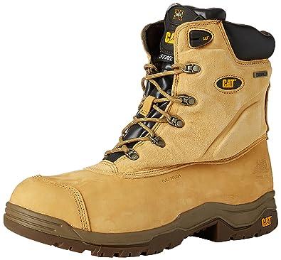 Supremacy SBP - Chaussures de Sécurité Homme, Jaune (Honey Reset), 47CAT