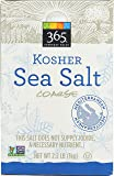 365 Everyday Value, Kosher Sea Salt, Coarse, 2.2 lb