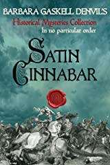Satin Cinnabar (Historical Mysteries Collection Book 3) Kindle Edition