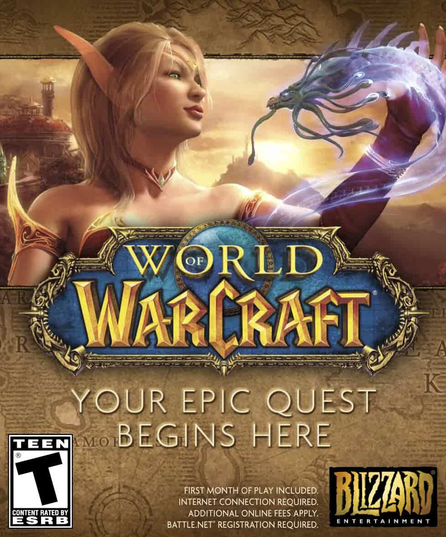 World of Warcraft (Battle Chest Box) - PC/Mac [Digital Code]