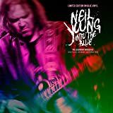 NEIL YOUNG - INTO THE BLUE: LIMITED EDITION BLUE VINYL