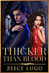 Thicker Than Blood: Book 2 of Angel's Guardian series Kindle Edition