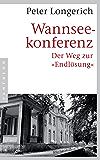 """Wannseekonferenz: Der Weg zur """"Endlösung"""" (German Edition)"""