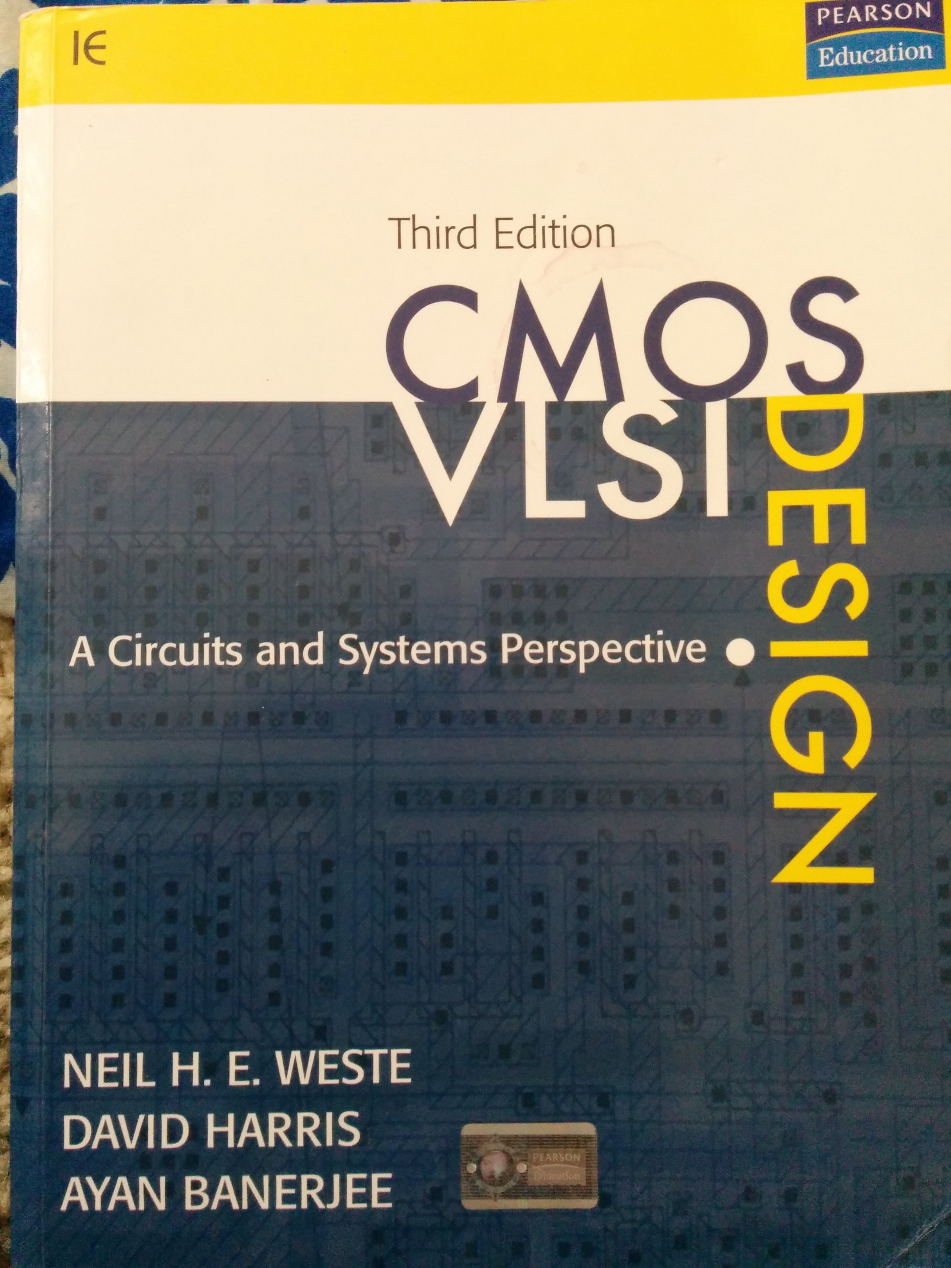 Buy Cmos Vlsi Design Ind Adap Old Edition Book Online At Low Circuits Prices In India Reviews Ratings