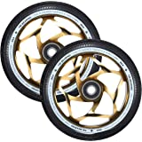 Envy Scooters 120mm/30mm TRI Bearing Wheel - Gold/Black