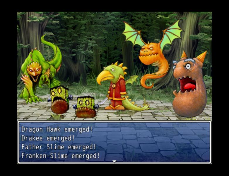 RPG Maker VX Ace DLC - Tyler Warren RPG Battlers – 3rd 50